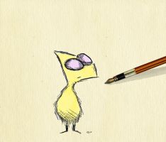 Moineau by Pegarissimo