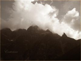 the Tatras '10 - mnich by Ecaterina13
