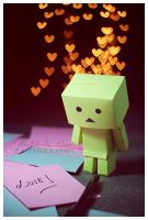 Danbo's New Year Resolution by ahmedwkhan