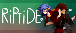Riptide Banner by BlubberBooty