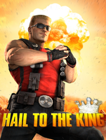 Hail To The King by John-Taggert