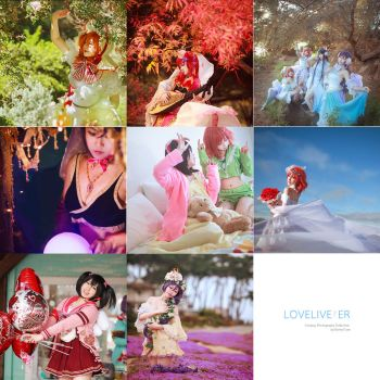 LoveLive only Photography book survey by BunnyTuan