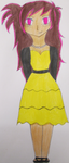 Jessie-Rose - first date outfit by AtemswildRose