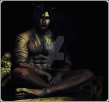 Desecrated by raiden-corvaine