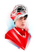 Carey Price by Fresco24