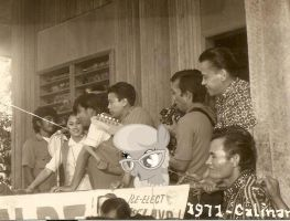 Silver Spoon On The Campaign Trail '71 by RicRobinCagnaan