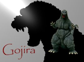 Godzilla aka. Gojira Wallpaper by WoGzilla