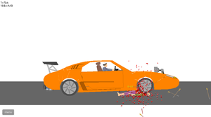 2013 D-13 Sports Coupe (Happy Wheels) by TheStaticStalker