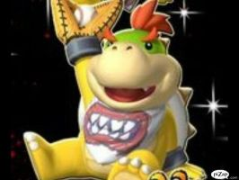 Bowser Jr With Background by BowserJrOfficial