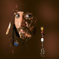 W:I:P Jack Sparrow by TeapotMysteries