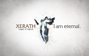League of Legends Wallpaper - Xerath by deSess