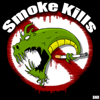 Smoke Kills by Getfuck