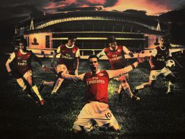 Arsenal FC by sologfx