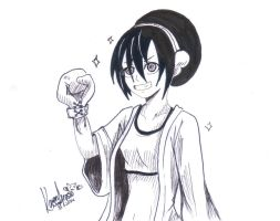 Request: Toph by yumeid