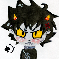 Karkat Icon by ScreamingLullabies