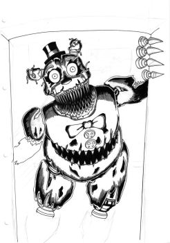 Unfinished Fred by Indis5