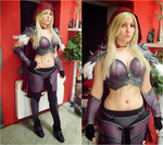 Sylvanas from WoW Cosplay by Dragunova-Cosplay