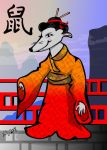 Geisha Year of the Rat by lehsa