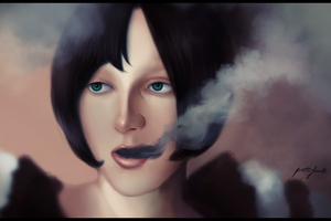 like the smoke by reapier