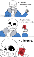 Sans is Responsible by Cephei97