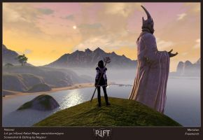 Top of the World - RIFT by Neyjour