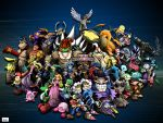 super smash bros brawl by pnutink