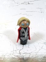 Wobbles: Thor by kitcat4056