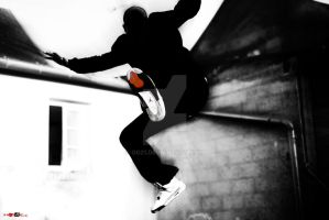 the jumpman by OG21