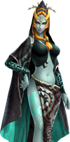 Twili Midna by blackapple343