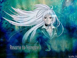 Rosario to Vampire - Moka by NaTalyshka