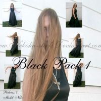 Black Pack1 by Nekoha-stock