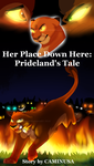 HPDH Comic cover entry by Ellen-the-Liepard