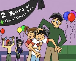 Happy 2 Year Danniversary by Brit-Brit