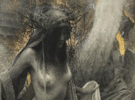 The Rise - detail by Yoann-Lossel