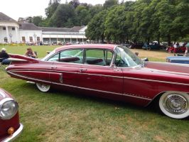 1959 Cadillac Fleetwood by superSeether