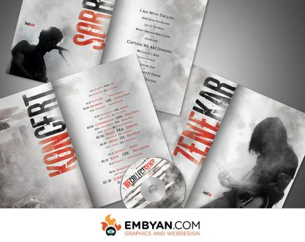 Wecollectskies - DVD package by embyan