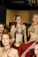 Slave Leia Costume - 2 by msventress
