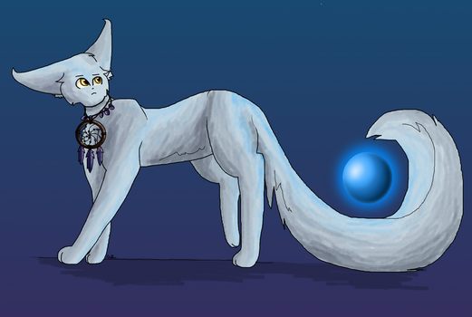 (AT) Cold as Ice by Dreamshadow-Feline