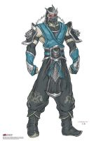 sub zero by future-trunksfan