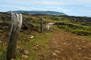 Rapa Nui road 2 by wildplaces