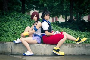 Kairi (KH1) - Cosplay 1 by TwilightSaphir
