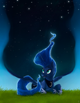 Princess Luna by Livandriya