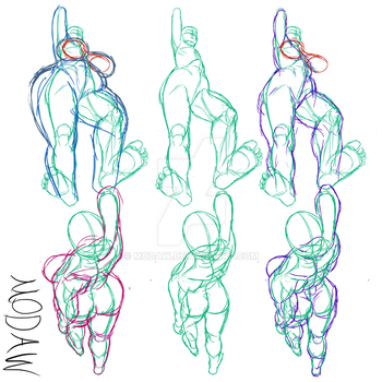 Turnaround angles WIP by modaw