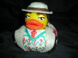 7th Dr. Who Rubber Duck by Oriana-X-Myst