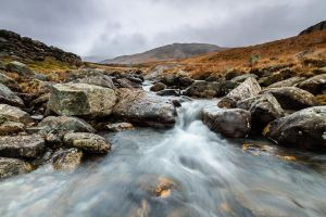 Tryfan farm by R3ality66