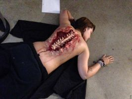 exposed spine special fx by justinemua
