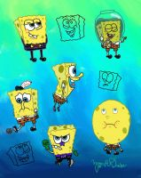 MORE SPONGEBOB!!!!!!!!!!!!!!!!!!!!! by TacomanZKD