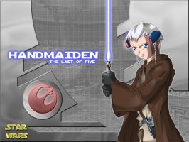 Star Wars KOTOR2 Jedi by Buffalo-84