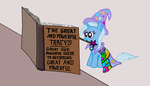 The Great and Powerful Tracy's Guidebook by Liebatron