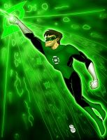 Green Lantern's Light by What-the-Gaff